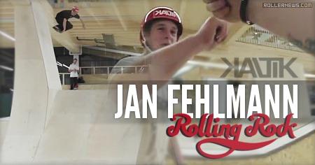 Jan Fehlmann: Rolling Rock Clips (Aarau, Swizerland)