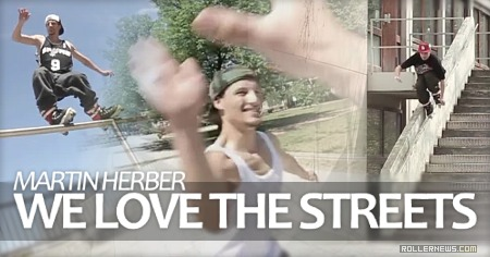 Martin Herber (Hirby): we love the streets (Germany)