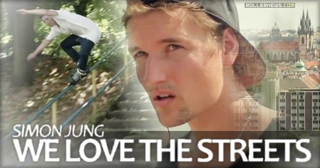 Simon Jung (Germany): we love the streets (2015)