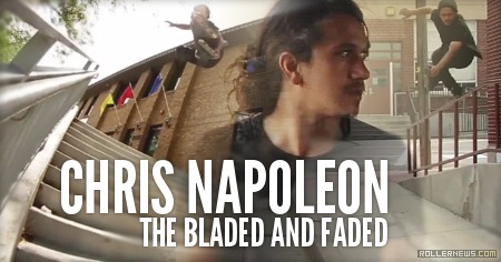 Chris Napoleon: The Bladed and Faded (2014)