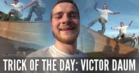 Trick of the Day: Victor Daum (France, 2015)