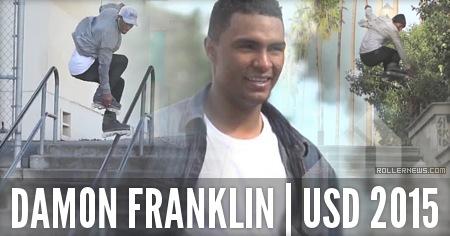 Damon Franklin: USD (2015) by Erick Rodriguez