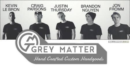 Company Spotlight: Grey Matter Hardgoods