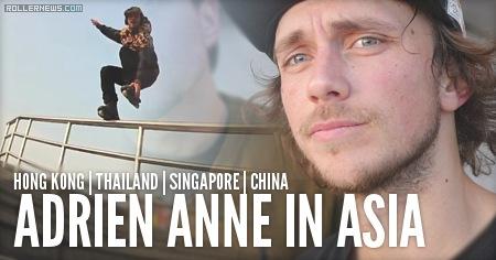 Adrien Anne in Asia (2015)