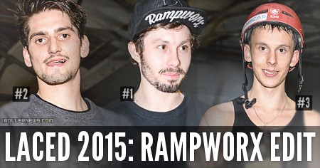 Laced 2015 (Rampworx): Ukskate Edit by Thomas White