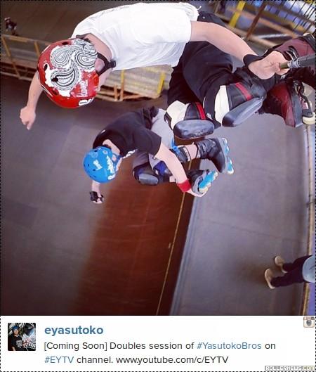 Photo of the day: Yasutoko Brothers