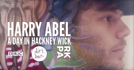 Harry Abel: A Day in Hackney Wick (2015)