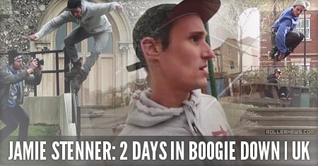 Jamie Stenner  (UK): 2 Days in Boogie Down (2015)