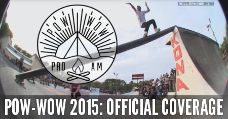 Pow-wow IX (2015) Official Coverage by Chris Smith