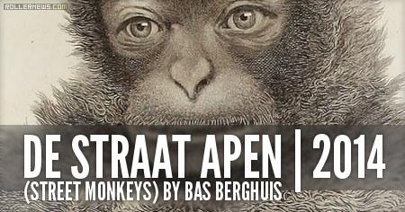 De Straat Apen (2014) by Bas Berghuis: Leftovers