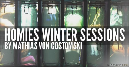 Barcelona: Homies Winter Sessions (2015)
