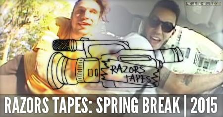 Razors Tapes: Spring Break (2015)