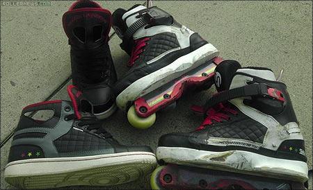Shima Skate Manufacturing: Montre Livingston Shoes