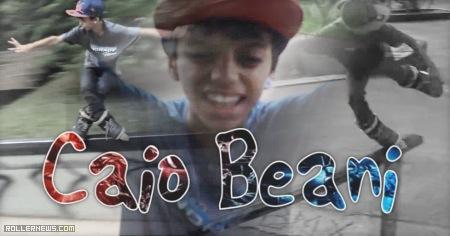 Caio Beani (Brazil, 13): 2015 Clips