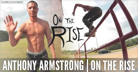 Anthony Armstrong: On the Rise, Trailer (2015)