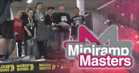 Grindhouse Miniramp Master (Wuppertal, Germany)