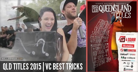 QLD Titles 2015 (Australia): VC Best Tricks