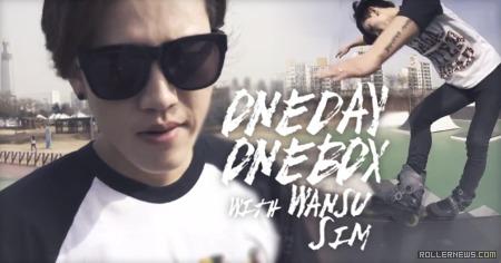 One day, One box with Wan-su Sim (Korea, 2015)