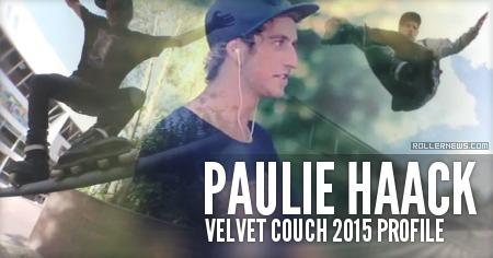 Paulie Haack (Australia): Velvet Couch, 2015 Profile