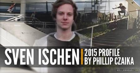Sven Ischen: Skate Solution (2015) by Philipp Czaika