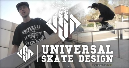 Adrien Anne: USD Sway Team & Powerblading Edit (2015)