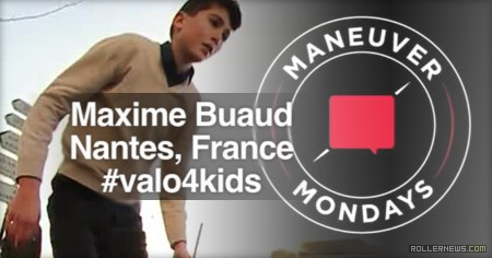 Maneuver Monday's with Maxime Buaud (14, France)
