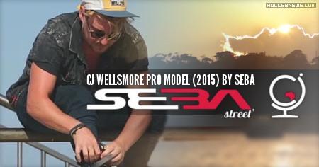 CJ Wellsmore Pro Model (2015) By Seba: Edit