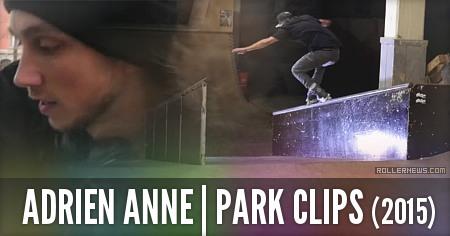 Adrien Anne: Park Clips (2015)