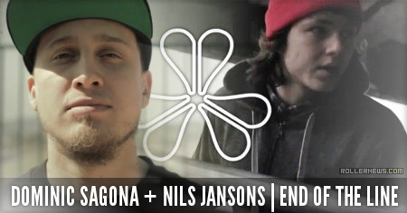 Dominic Sagona Nils Jansons: BHC Team Video (2014) End Of The Line