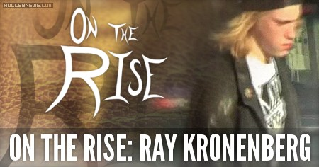 Ray Kronenberg: On the Rise, Section (2015)