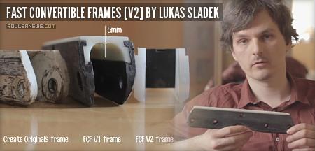 Fast Convertible Frames [V2] by Lukas Sladek (2015)