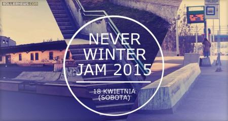 Never Winter Jam 2015 (Poland): Edits