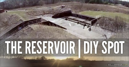 The Reservoir (DIY Spot) by Kyle Guzman (2015)