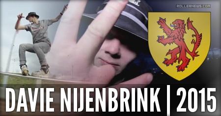 Davie Nijenbrink (18, Holland): 2015 Edit
