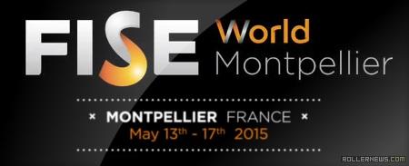 FISE World Montpellier 2015