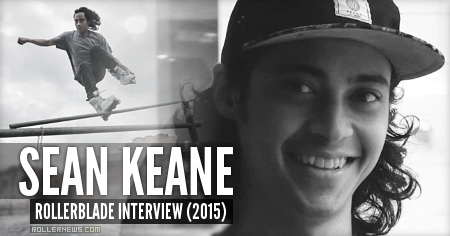 Sean Keane: Rollerblade Interview + Photo Gallery