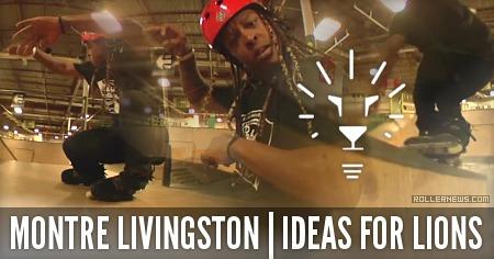 Montre Livingston: Ideas for Lions, Quick Edit (2015)