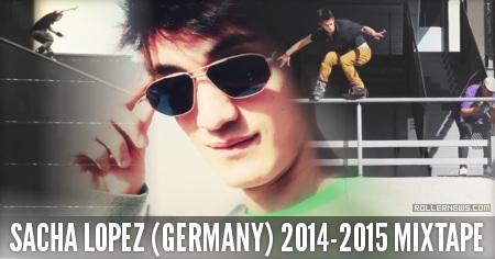 Sacha Lopez: 2014-2015 Mixtape by Wolfgang Appelt