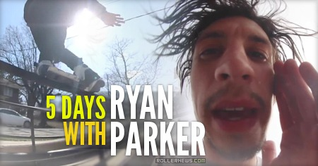 5 Days with Ryan Parker (2015): Clips