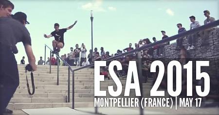 ESA 2015 (Montpellier, France): Arcena Teaser