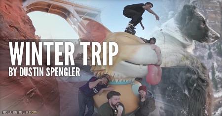 Winter Trip 2015 by Dustin Spengler