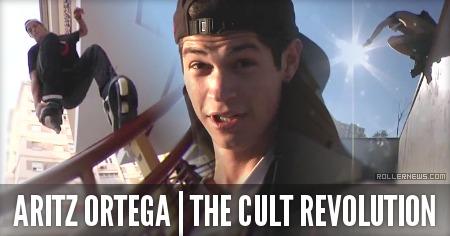Aritz Ortega (Spain): The Cult Revolution (2015)