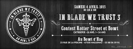 In Blade We Trust 2015 (Haguenau, France)