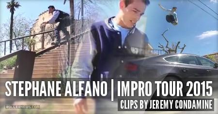 Stephane Alfano: Impro Tour (2015) Clips