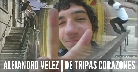 Alejandro Velez (Puerto Rico): De Tripas Corazones