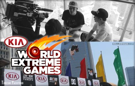 Kia World Extreme Games 2015 (China): All Star Demo