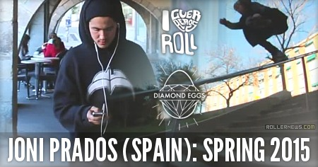 Joni Prados (Spain): Spring 2015 Edit