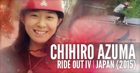 Chihiro Azuma: Ride Out IV Contest (2015, Japan): Clips