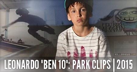 Leonardo Ben 10 (Brazil): Park Clips (2015)