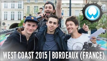 West Coast 2015 (Bordeaux, France): Results
